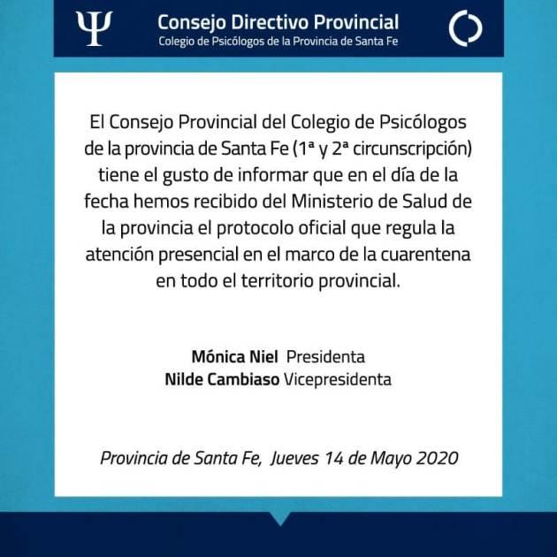 Protocolo Consejo Provincial
