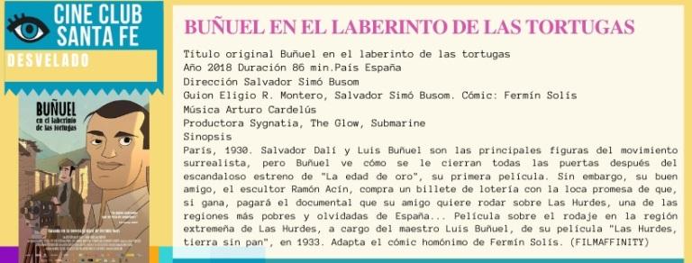 buñuel en el laberinto