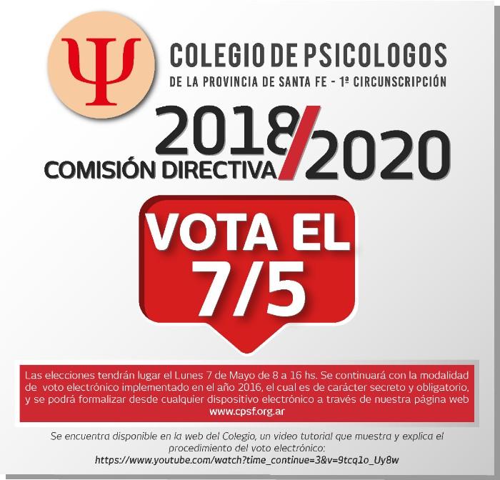 elecciones 2018 2020