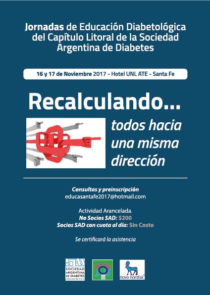 jornada en educacion en diabetes copete