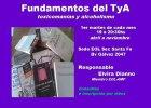 Fundamentos del TyA Toxicoman�as y alcoholismo