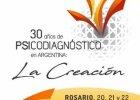 XXII Congreso Nacional de Psicodiagn�stico XXIX Jornadas Nacionales de ADEIP