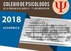 CONTRIBUCI�N A LA FORMACI�N 2018 -  CONVOCATORIA